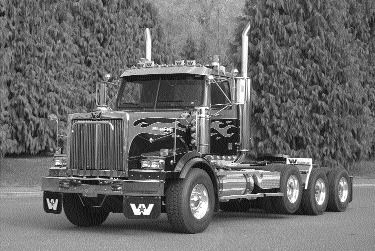 Western Star 4900 >> Western Star Offers Slimmer 4900 For Weight Sensitive Operators