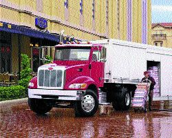 Peterbilt Forging Ahead With 335 - Truck News