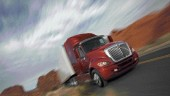BEST-IN-CLASS: International officials claim their new ProStar Class 8 truck is best-in-class when it comes to aerodynamics.