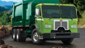 Peterbilt will be in full production of several hybrid models later this year.