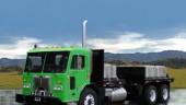 Peterbilt's new hybrid Model 320 Hydraulic Launch Assist vehicle.