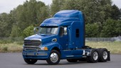 The Sterling NightShift integrated sleeper is ideal for truckers who spend a couple nights per week on the road.
