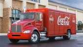 Coca-Cola is adding to its extensive fleet of hybrid delivery trucks, with a new order of 185 Kenworth hybrids.