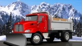 The new Kenworth T470 is aimed at vocational and municipal applications.