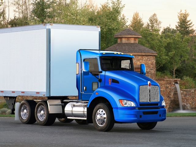 The Kenworth T440 marks the company's second major new product introduction since the June launch of the T470.