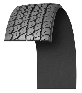 MRT is now able to retread Michelin's popular refuse wide base tire.