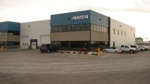 The AMTA's new HQ.
