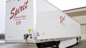 Utility trailers can now be spec'd with factory-installed side skirts.