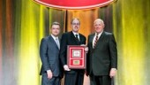 David Climie, dealer principal of Peterbilt Ontario Truck Centres in London, Ont. was named 2009 Medium-Duty Truck Dealer of the Year.