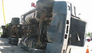 SAFETY PAYS: The costs of an accident extend beyond just vehicle and cargo damage. A targeted training program can help prevent these costly incidents.