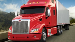 Strong demand since the Model 587's launch in late 2010 has prompted Peterbilt to double its daily build rate.