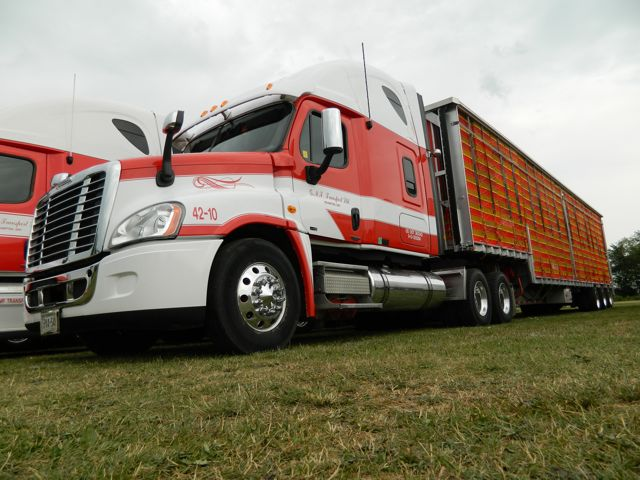 Freightliner says its flagship Cascadia is the most fuel-efficient truck on the road when measured by its own fuel economy testing methodology.