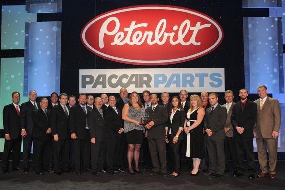 Taking home the top prize in the all-new TRP All-Makes Dealer of the Year category was Peterbilt Ontario Truck Centre of Mississauga, Ont.