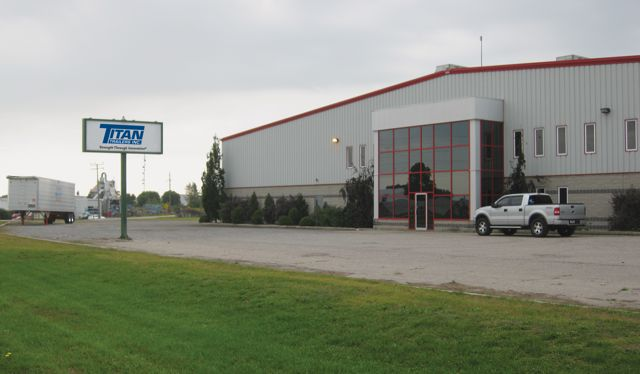 Titan Trailer is opening a new sub-assembly plant in Tillsonburg, which will also house a welding school.
