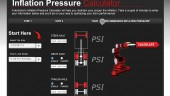 The Yokohama Inflation Pressure Calculator is designed to help fleets maintain proper tire pressure to minimize tire wear and damage.