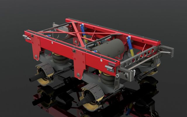 New Reyco Granning suspension designed to withstand abuse - Truck News