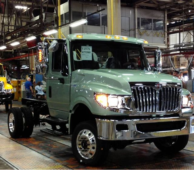 Navistar now shipping 4x4 Terrastar - Truck News