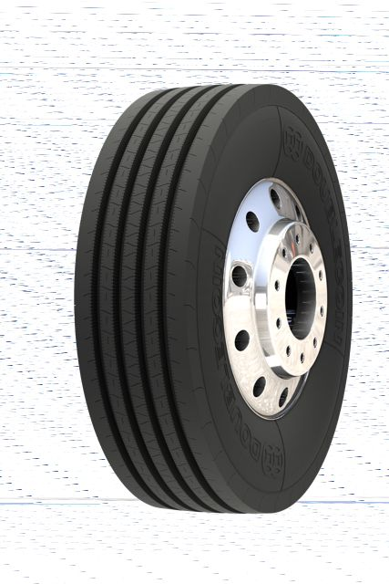 Double Coin's RR680 tire has been approved by the EPA SmartWay program.