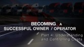Becoming a Successful Owner/Operator Part 4