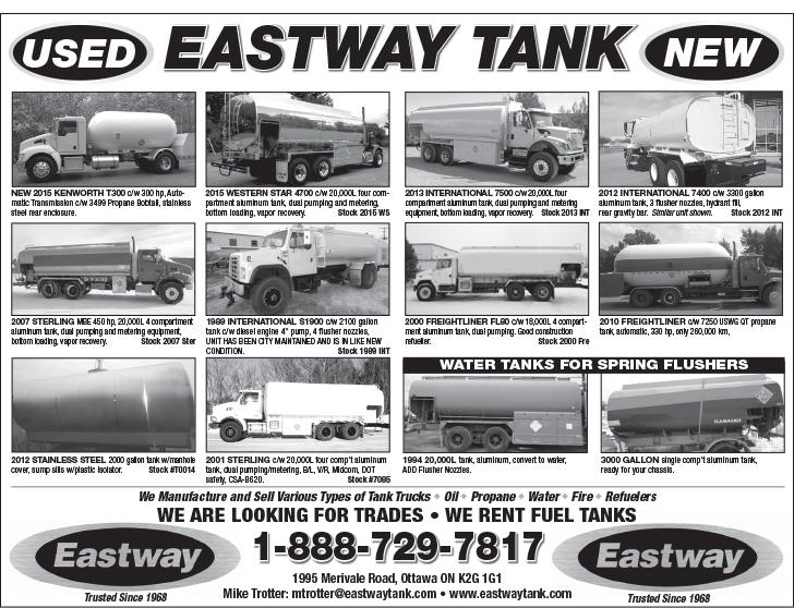 Eastway-Tank - Truck News