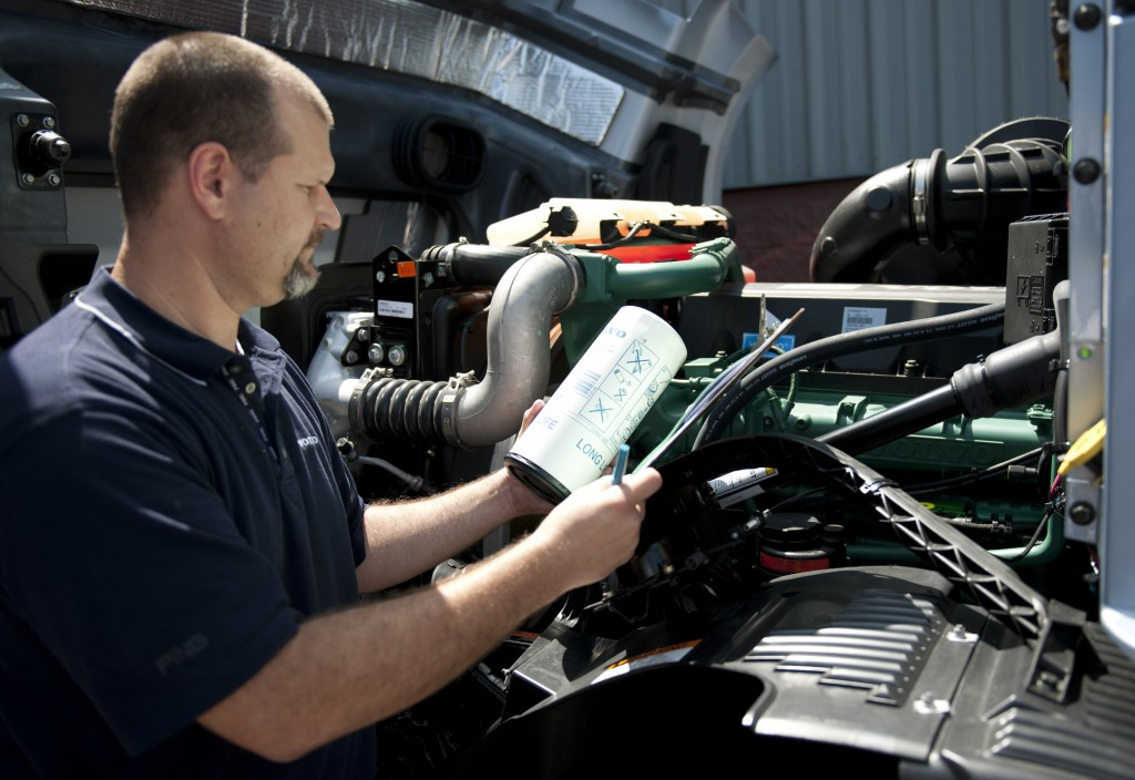 Volvo Extends Service Intervals To Reduce Maintenance Costs
