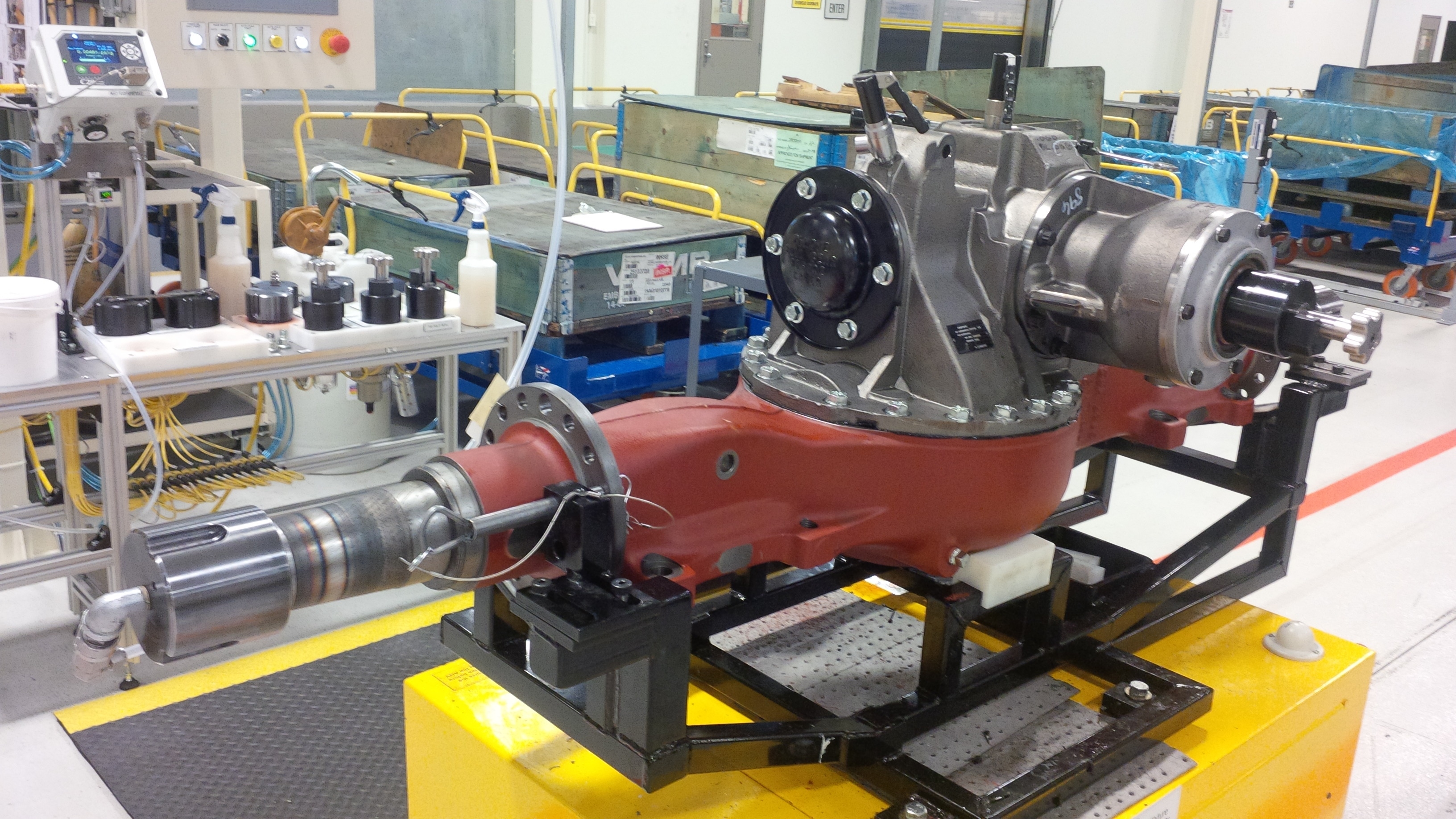 Mack brings axle production to Hagerstown powertrain plant