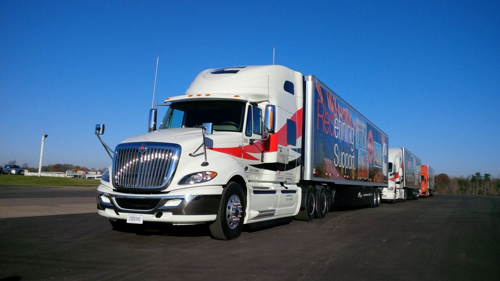 Driving the 2017 ISX15 with SmartAdvantage powertrain