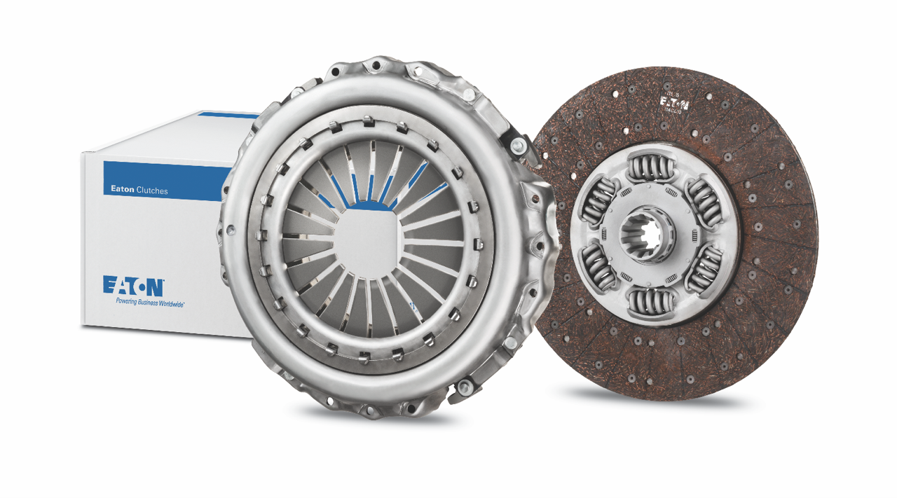 Eaton introduces aftermarket clutch for I-Shift, new transmission