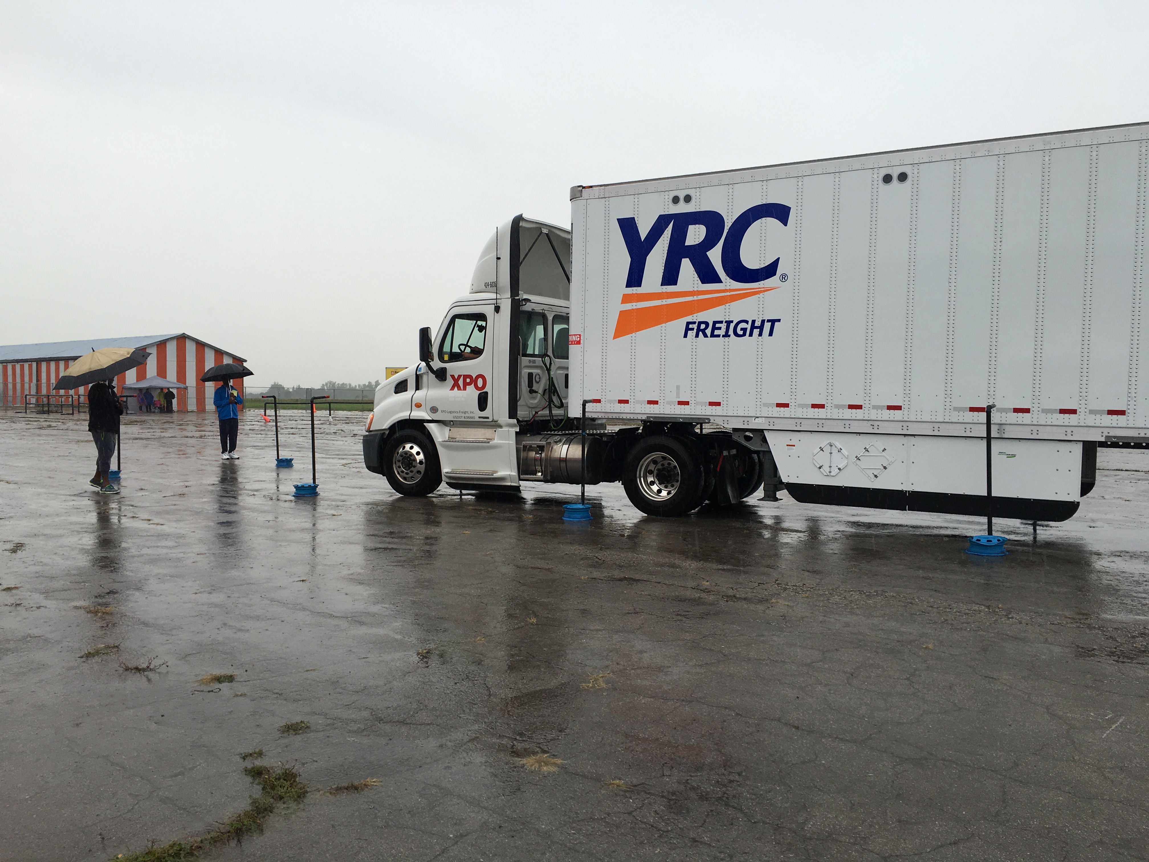 Ontario shines bright at National Professional Truck Driving