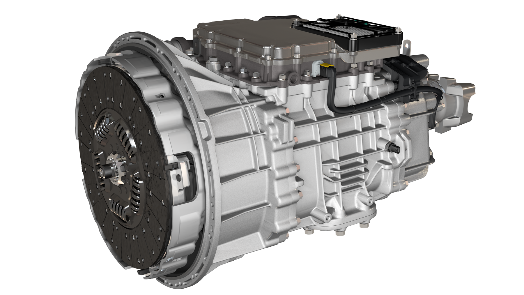 First transmission from Eaton-Cummins joint venture