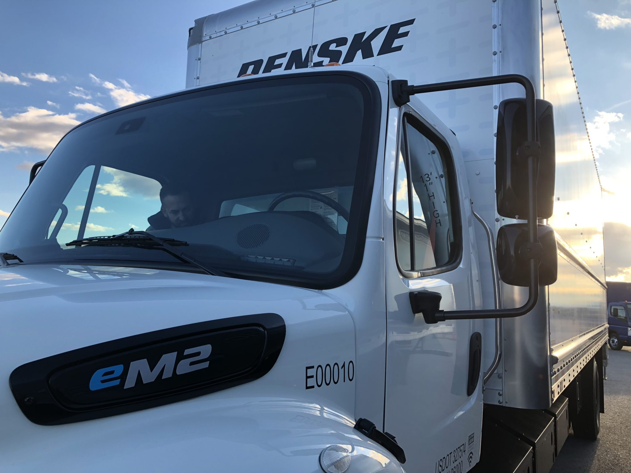 Freightliner co-creating electric vehicles with customers
