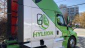 Hyliion Hybrid Truck