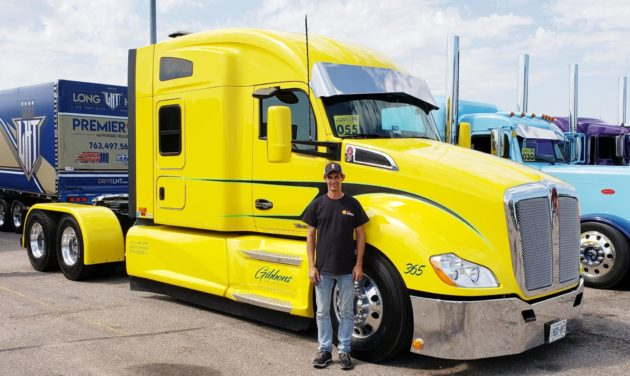 Miss Beehaving at SuperRigs - Truck News