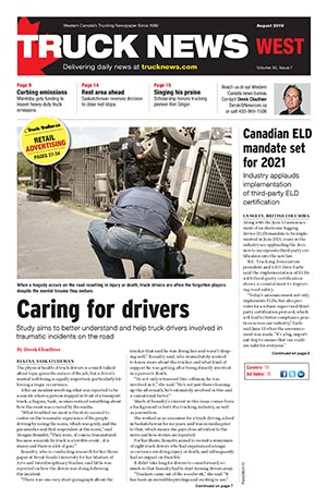 Current Issue - Truck News-West