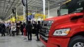Hino truck plant