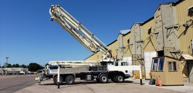 Mack and Schwing team up to offer top quality concrete pump