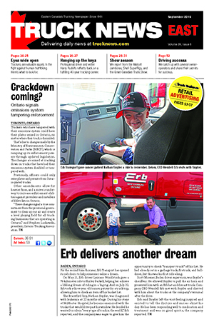 Current Issue - Truck News-East