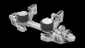 Meritor trailer axle